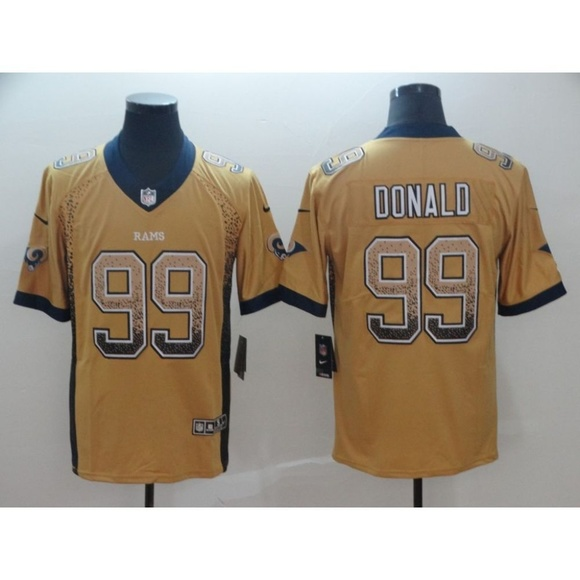 cheaper 678f5 05208 Los Angeles Rams Aaron Donald Jersey